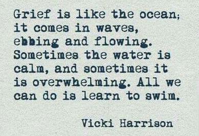 grief ocean
